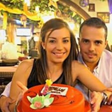 Användarprofil för Luis Miguel
