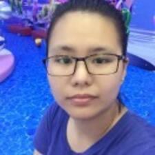 惠娟的用戶個人資料