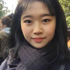Профиль пользователя 예원