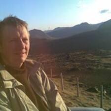 Johan Danbjørg felhasználói profilja