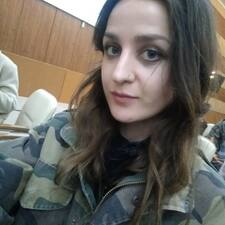 Profil Pengguna Jelena