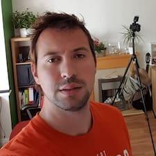 Partyk User Profile