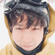 Gebruikersprofiel Min-Jae