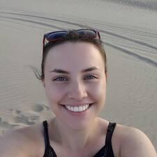 Paula Andrea felhasználói profilja