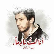 Användarprofil för Bashar