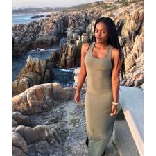 Profil utilisateur de Nwabisa