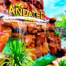 Perfil do utilizador de Andatel Grandé Patong Phuket