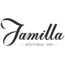 Jamilla User Profile