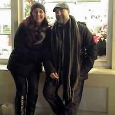 Angie & Rick felhasználói profilja