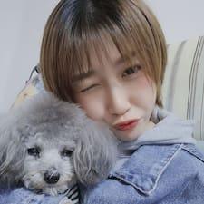 Jingjie felhasználói profilja