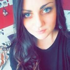 Profil utilisateur de Kristýna