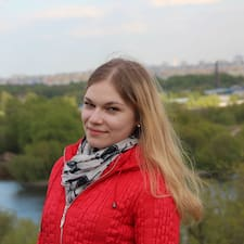Дарья Brugerprofil