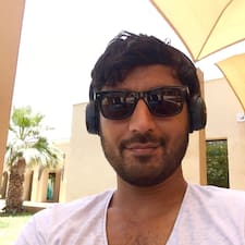 Perfil do utilizador de Vijay