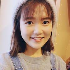Yuki felhasználói profilja