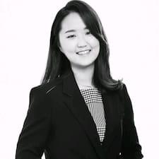 Perfil do utilizador de Jang