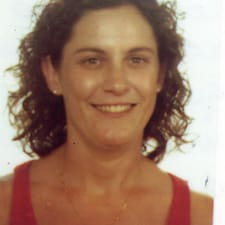 Elena felhasználói profilja