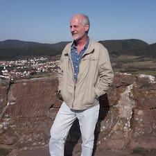 Henkilön Hans käyttäjäprofiili