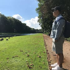 Profil utilisateur de 鉴晟