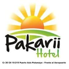 Gebruikersprofiel Hotel Pakarii