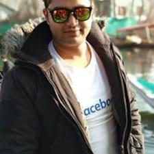 Kumar Sahib felhasználói profilja