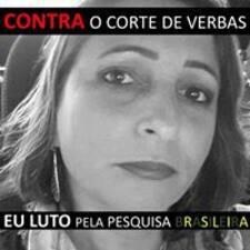 Márcia Luzia - Uživatelský profil