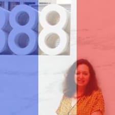 Frances的用戶個人資料