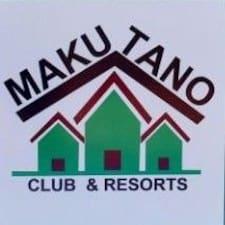 Henkilön Makutano käyttäjäprofiili
