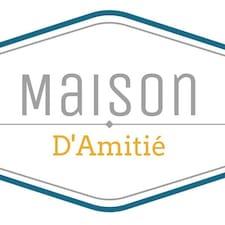โพรไฟล์ผู้ใช้ Maison D'Amitié