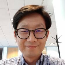 Profil utilisateur de Minsoo