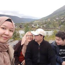 Profil Pengguna Fairuz