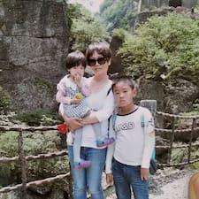 秀珍 felhasználói profilja