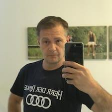 Användarprofil för Peter