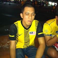 Profil utilisateur de Mohd Sabri