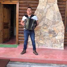 Omar Alejandro felhasználói profilja
