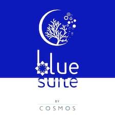 Nutzerprofil von Blue
