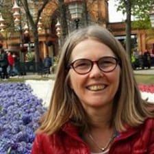 Margrethe Holm的用戶個人資料