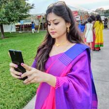 Pritha Dasさんのプロフィール