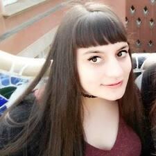 Profil utilisateur de Greta