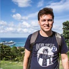 Héliton Luis felhasználói profilja