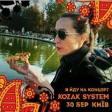 Profilo utente di Zhanna