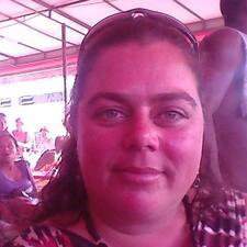 Henkilön Ana Luiza käyttäjäprofiili