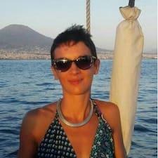 Profil utilisateur de Ilaria