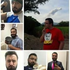 Israel Brukerprofil