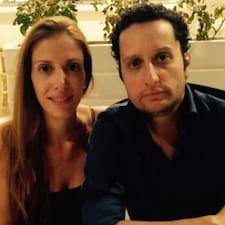 Stelios & Eftihia felhasználói profilja