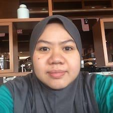 Nur Atikah User Profile