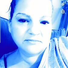 Tammy felhasználói profilja