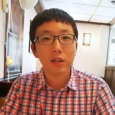 Henkilön Xiaoyang käyttäjäprofiili