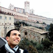 Eduardo Andrés felhasználói profilja