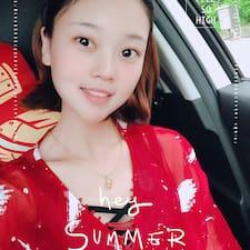婉君 felhasználói profilja