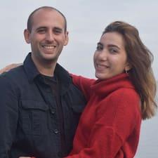 Henkilön Nazanin & Carles käyttäjäprofiili